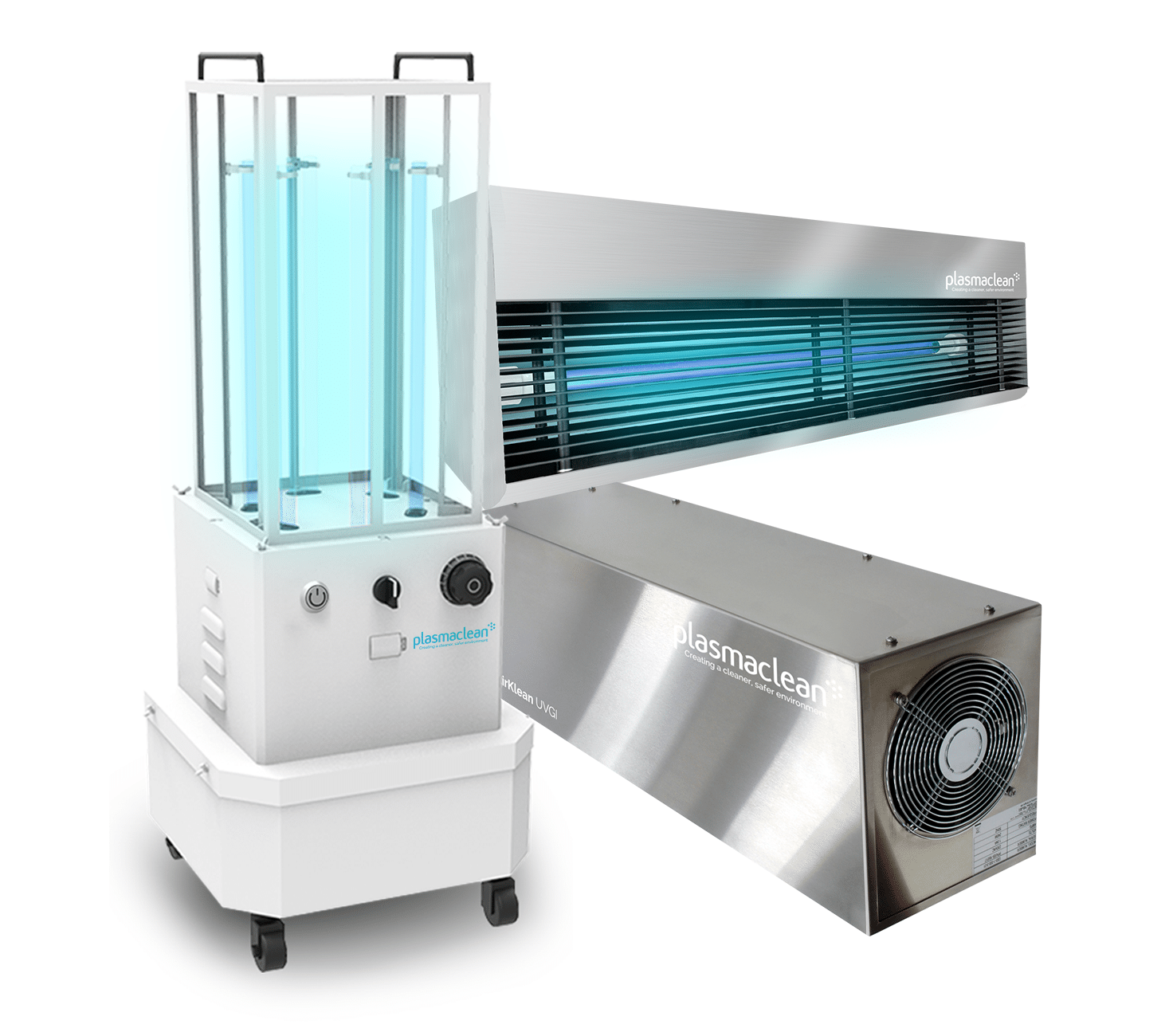 Standalone UVGI solutions from Plasma Clean